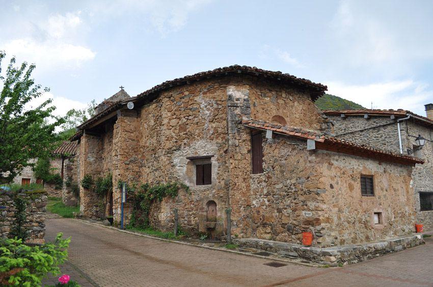 Aldeas San Antón Iglesia