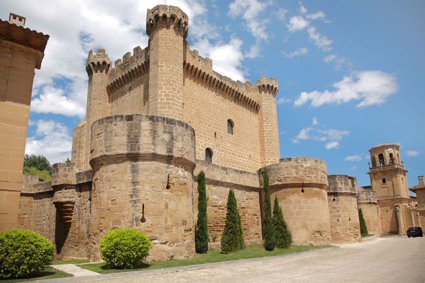 Castillos Sajazarra