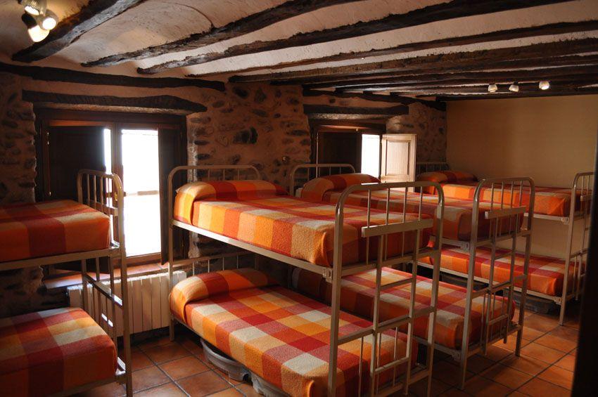 Habitación Crema Albergue