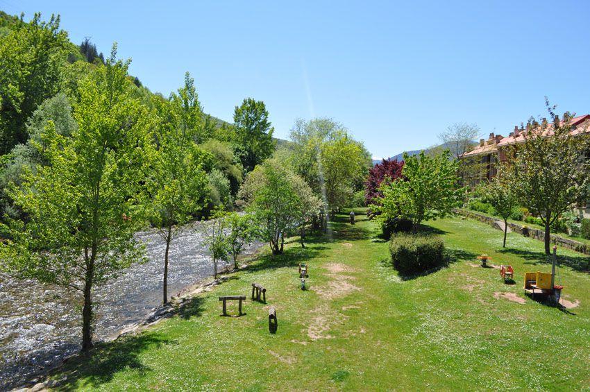 Parques y paseos