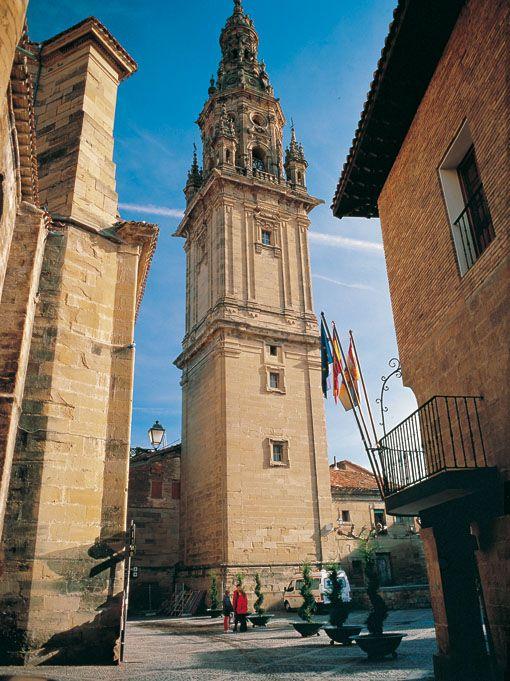 Santo Domingo y camino de Santiago