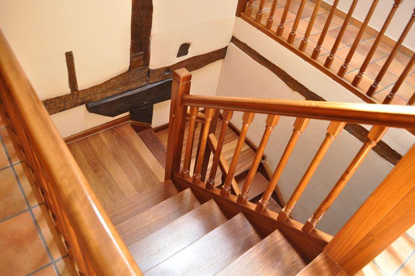 La Cuculla Escaleras